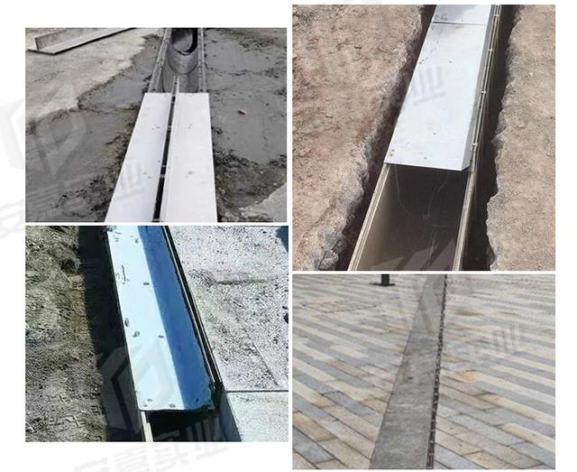 安嘉側縫式不銹鋼排水溝14